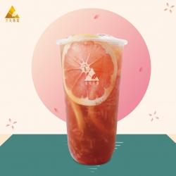 蜜柚鮮紅茶、特調、茶包、飲料用茶、泡沫紅茶、葡萄柚、柚香