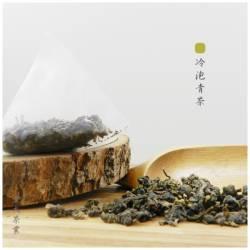雲霧青茶、高山茶、冷泡茶、三角茶包